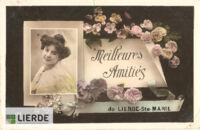 Postkaart Sint-Maria-Lierde
