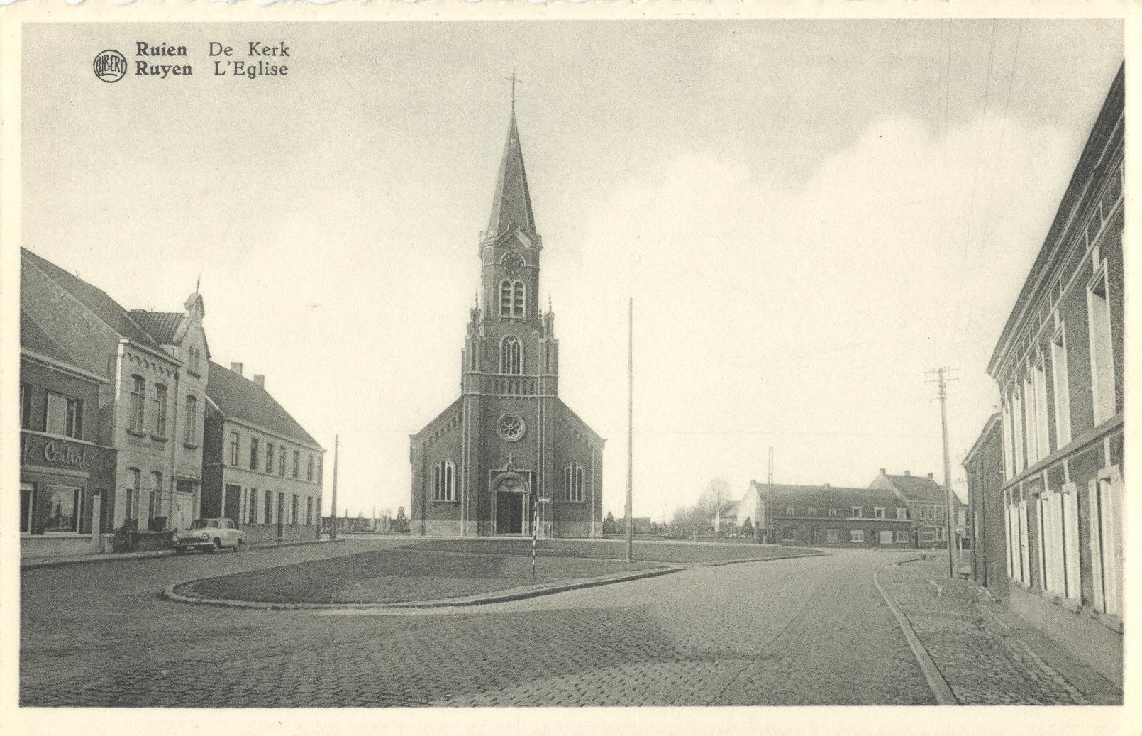 EK 405 Kerk van Ruien
