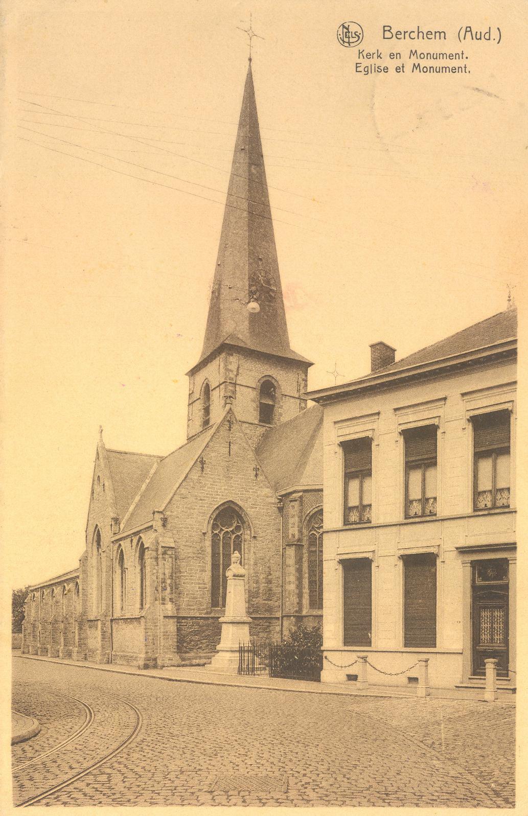 EK 112 Berchem  kerk monument 1914-18.JPG