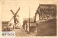 Molen 'te Kraeke' - Sint-Martens-Lierde
