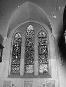 EK 1891 Glasraam kloosterkapel Berchem