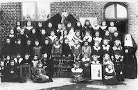 Nukerke: vrije basisschool Nukerke 1918