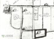 Plan oude dorpskerk Sint-Martens-Lierde