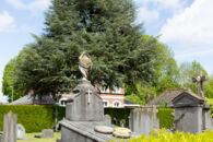 Sint-Michielsparochie, het kerkhof