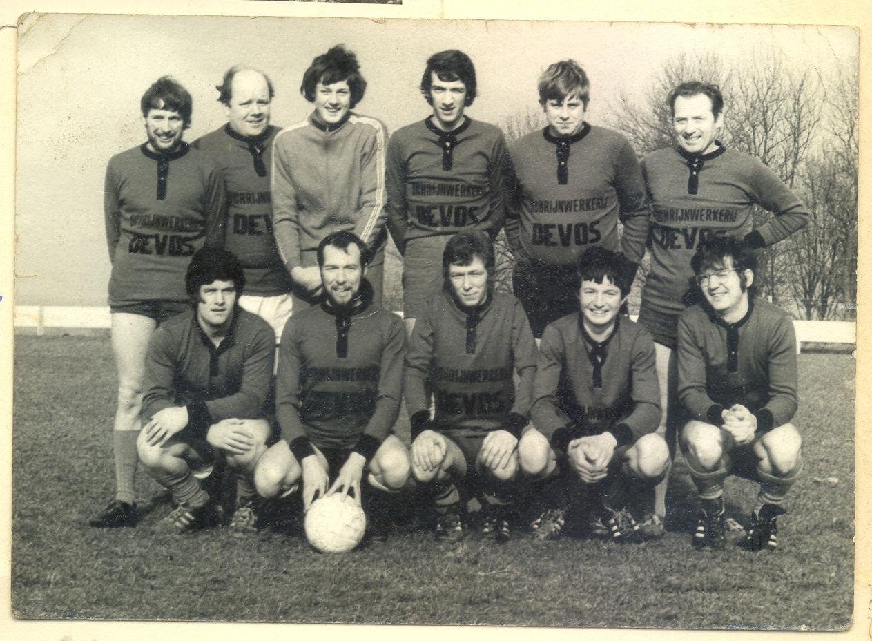 Voetbalploeg De Voskes