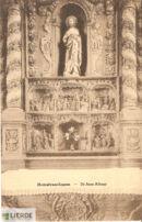 Kerk Hemelveerdegem - Sint Jansaltaar