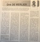 Etikhove babbel Dirk De Merlier