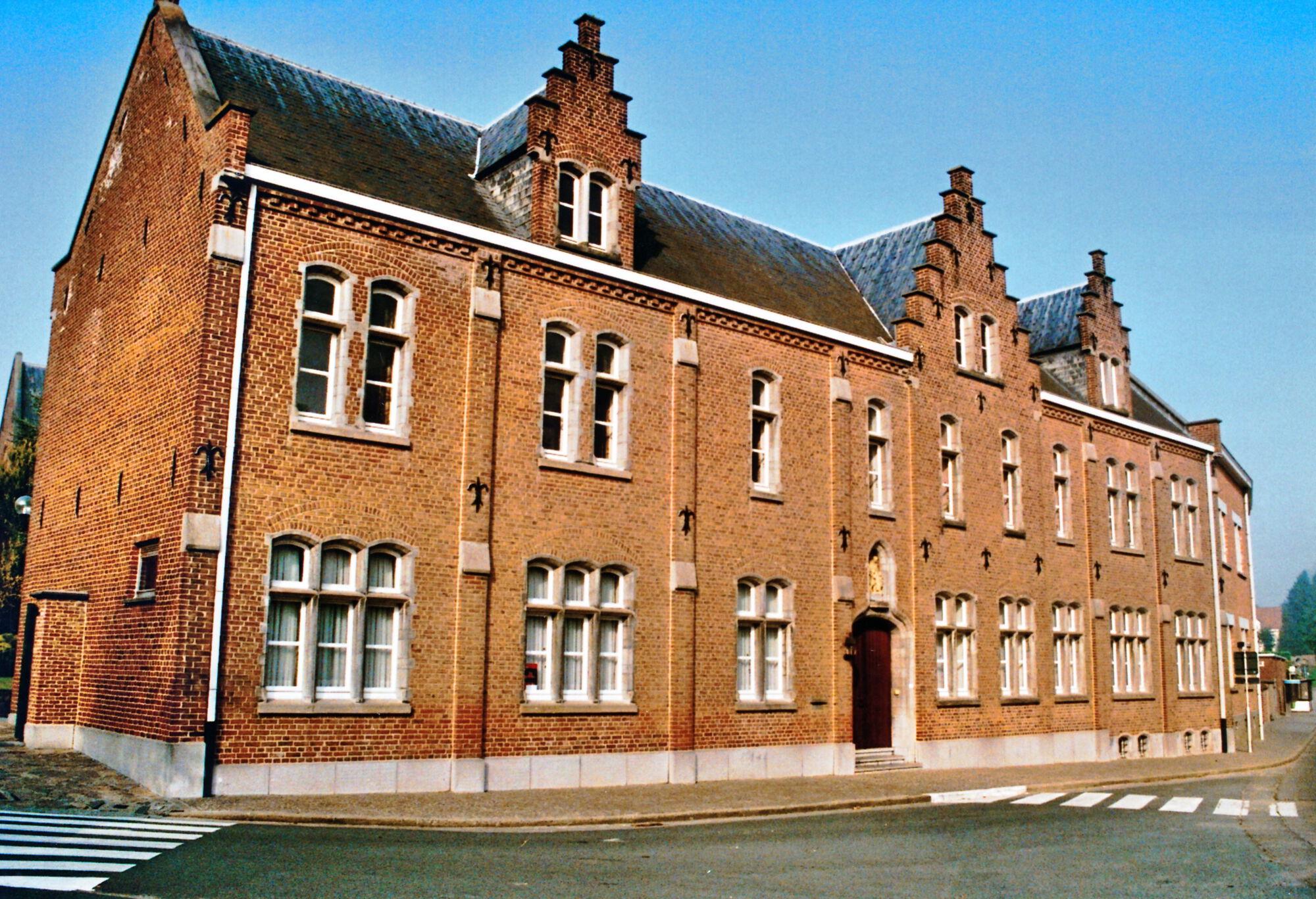 Klooster Deftinge - voorgevel