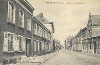 EK 168 Berchem Kapellestraat afgestempeld 1909.JPG