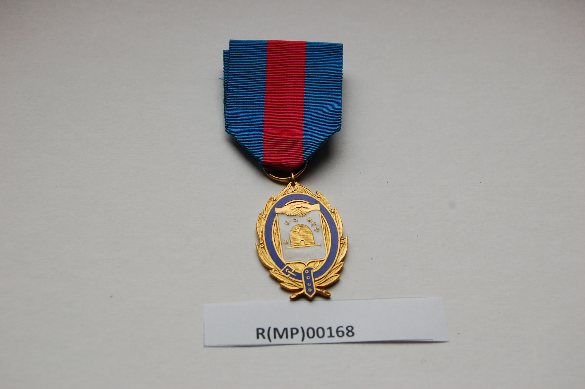 Ronse MUST: decoratie R(MP)00168A.JPG