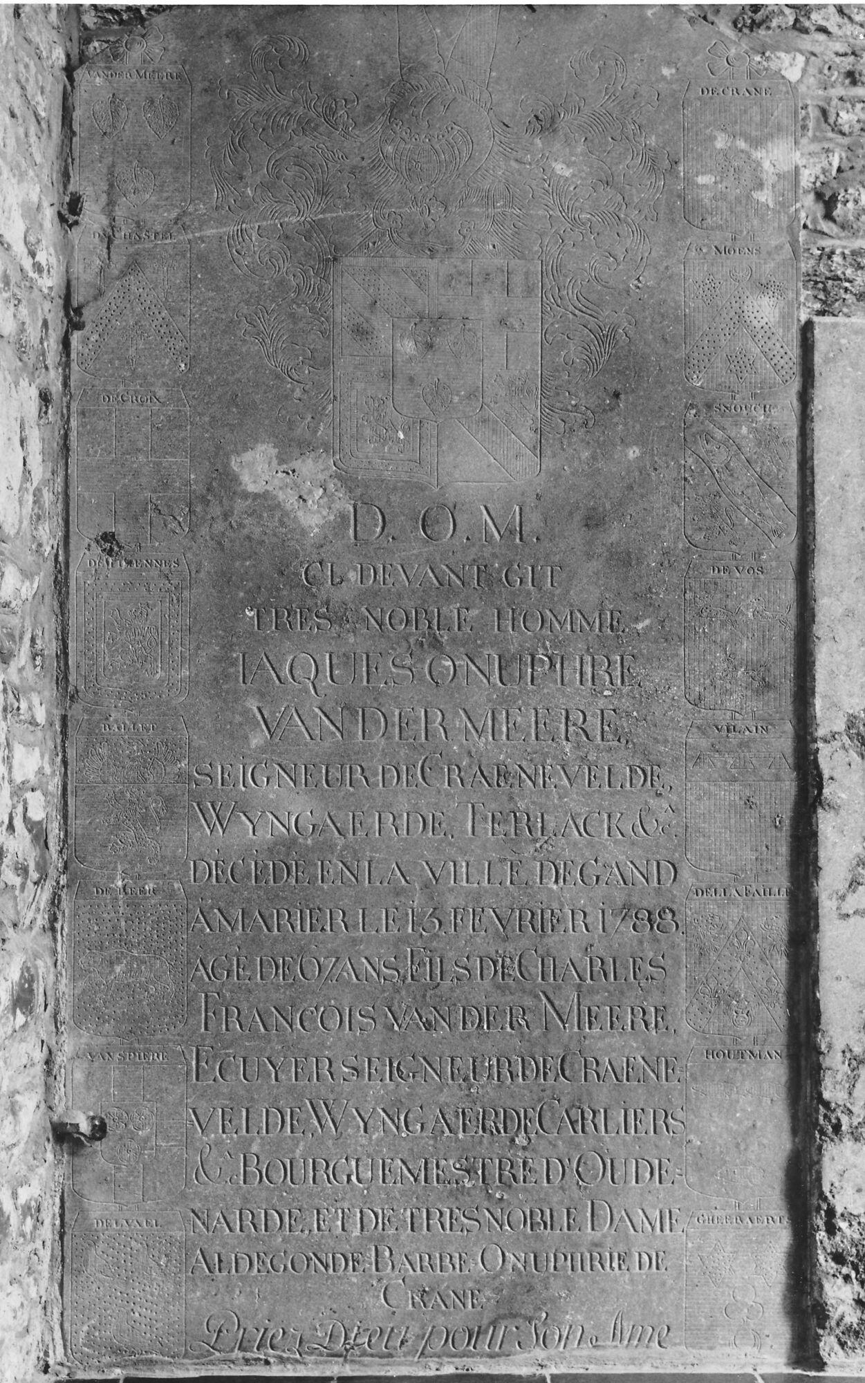 Gedenksteen kerk Deftinge