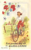 Postkaart uit Sint-Maria-Lierde