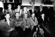 OCMW-Raad Zwalm te Geraardsbergen ca. 1988.