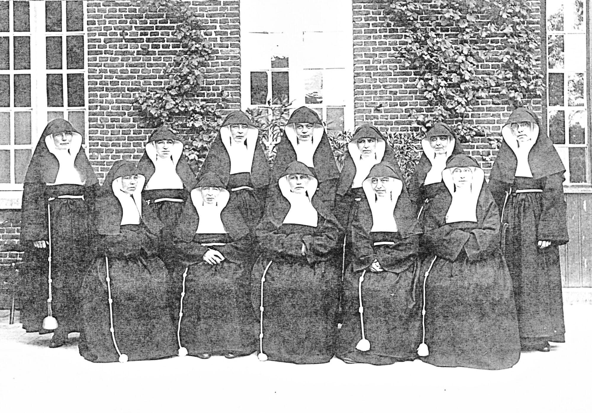 Klooster Deftinge - kloosterzusters
