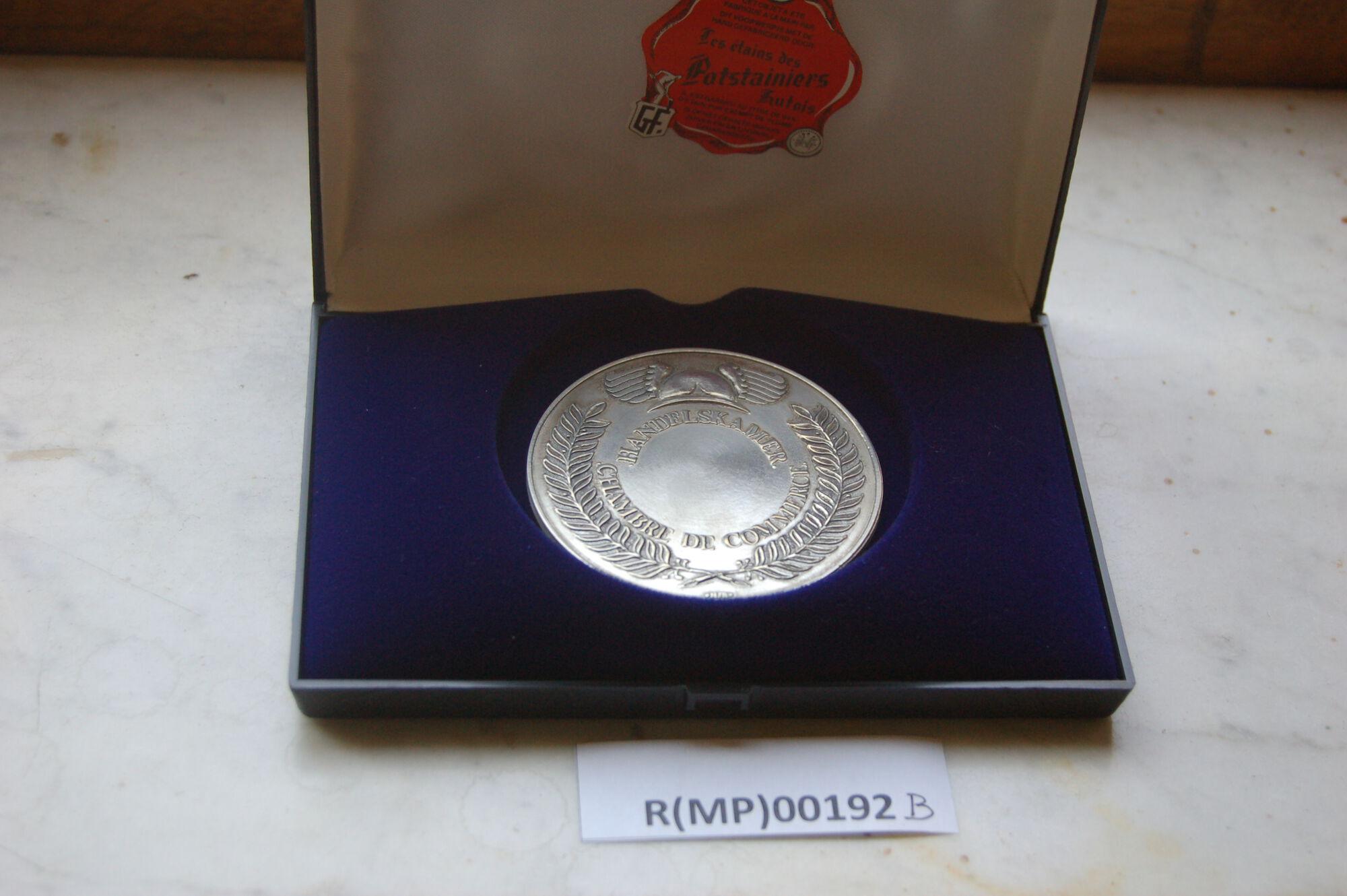 Ronse MUST: medaille  R(MP)00192B.JPG