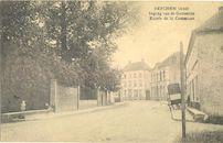 EK 83 Berchem pastorij afgestempeld 1913.JPG