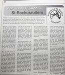 Schorisse: babbel met de Sint-Rochusruiters