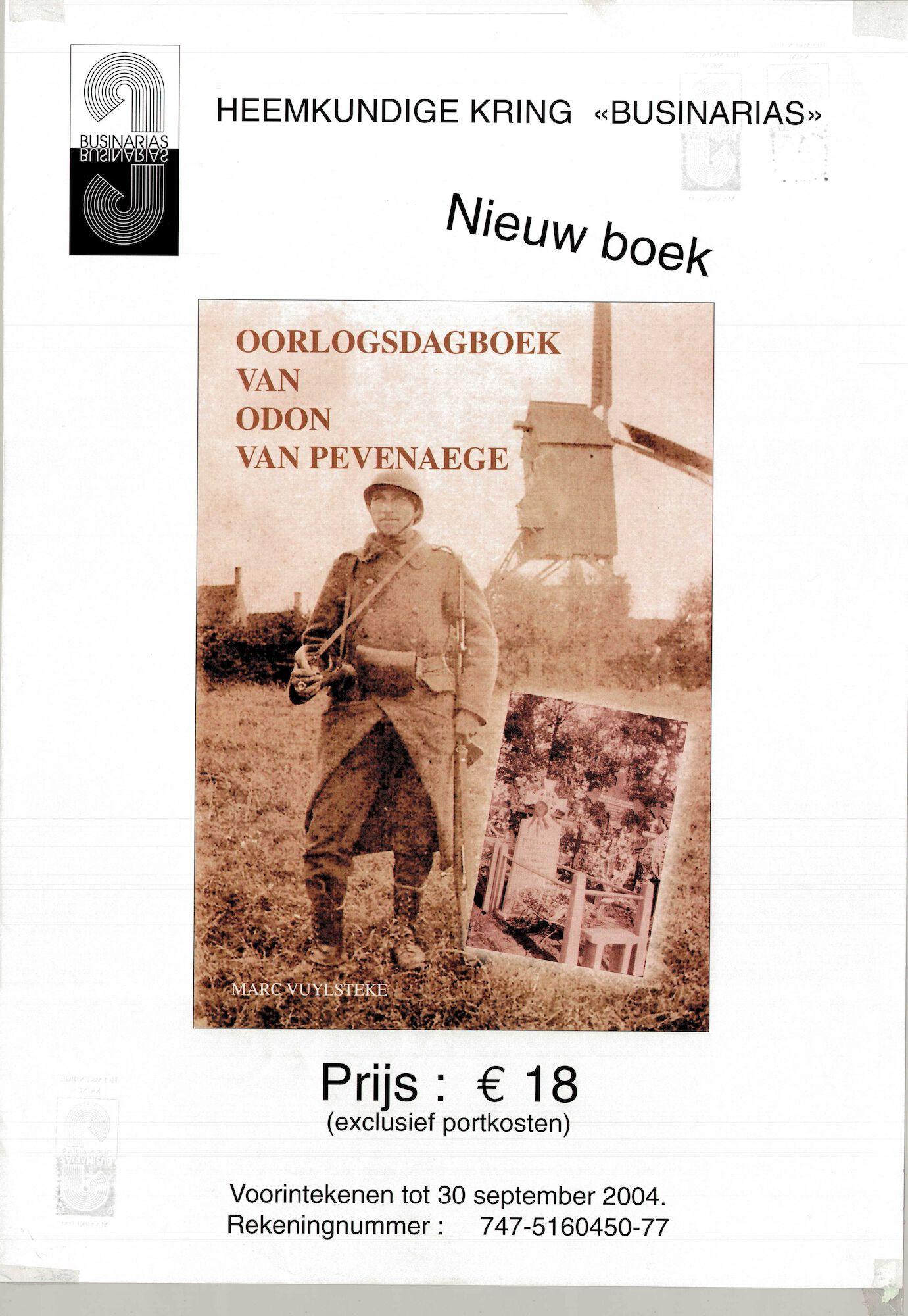 boekvoorstelling 2004
