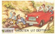 Postkaart Deftinge