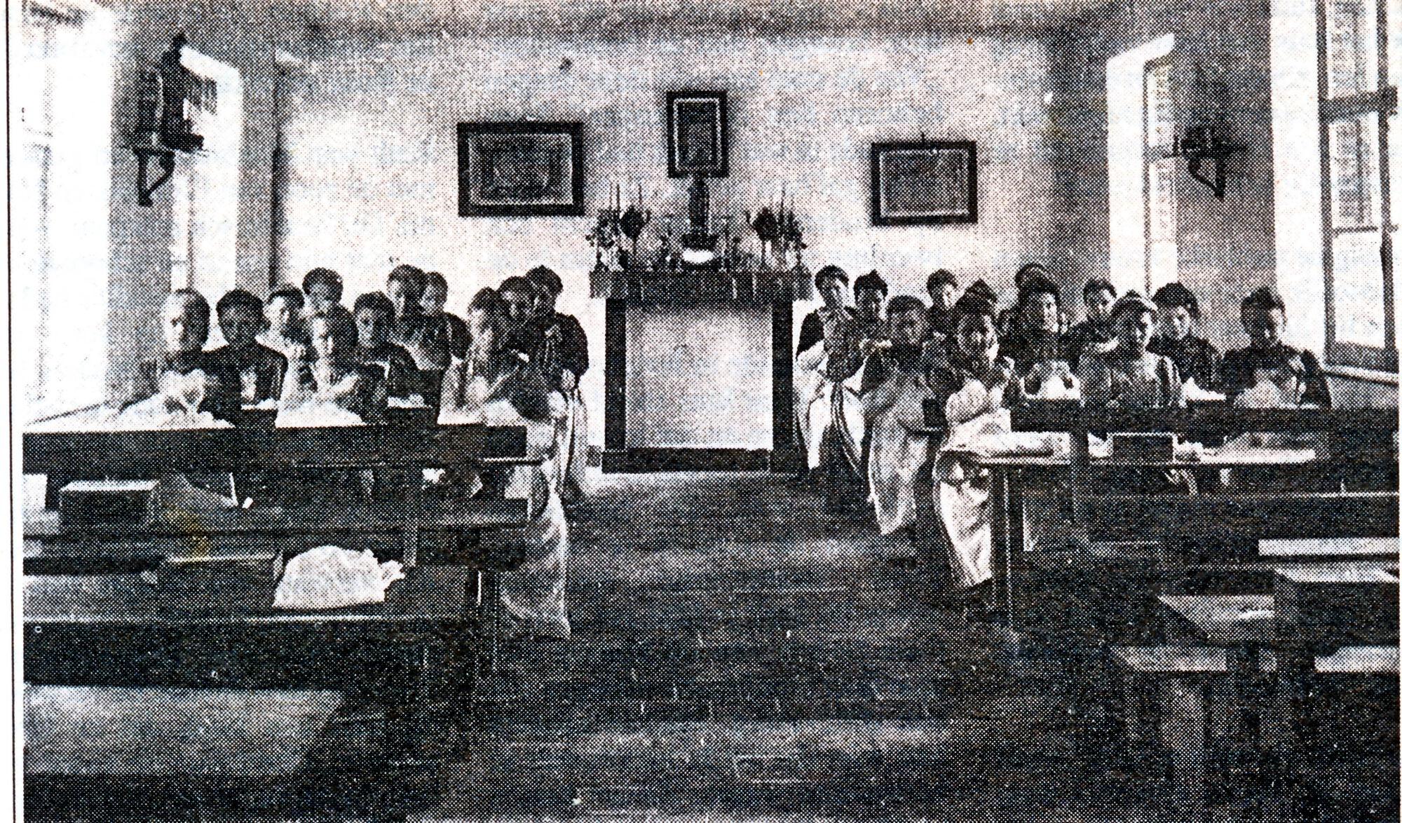 Borgerschool Deftinge