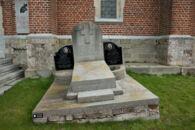 Strijpen, parochiekerk Sint-Andries
