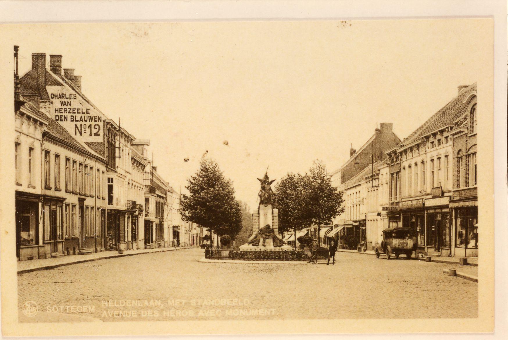 Zottegem - WOI