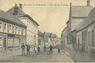 EK 160 Berchem Kapellestraat afgestempeld 1909.JPG