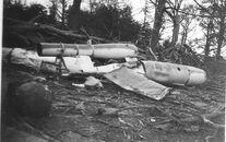 EK 1861 V1-bommen kasteel Calmont