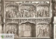 Kerk Hemelveerdegem - Sint-jansretabel