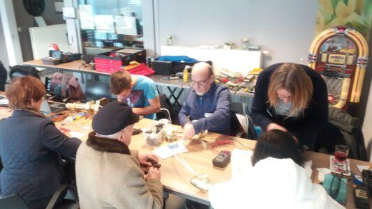 Repair Café 3 december 2016