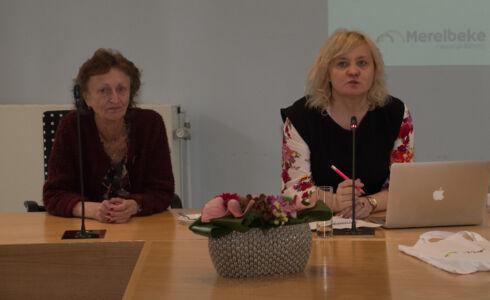 Ontvangst Tsechische burgemeesters