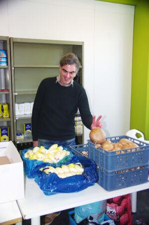 Vrijwilliger Tim De Keukelaere