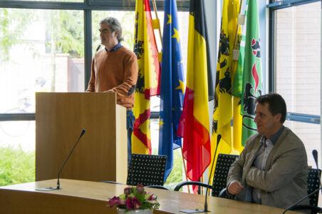 Helden op de fiets: prijsuitreiking 30 mei 2015