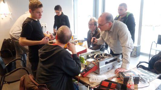 Repair Café 19 maart 2016