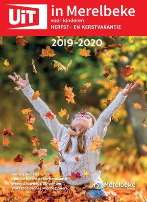 Uit kinderen herfst- en kerstvakantie 2019 - 2020