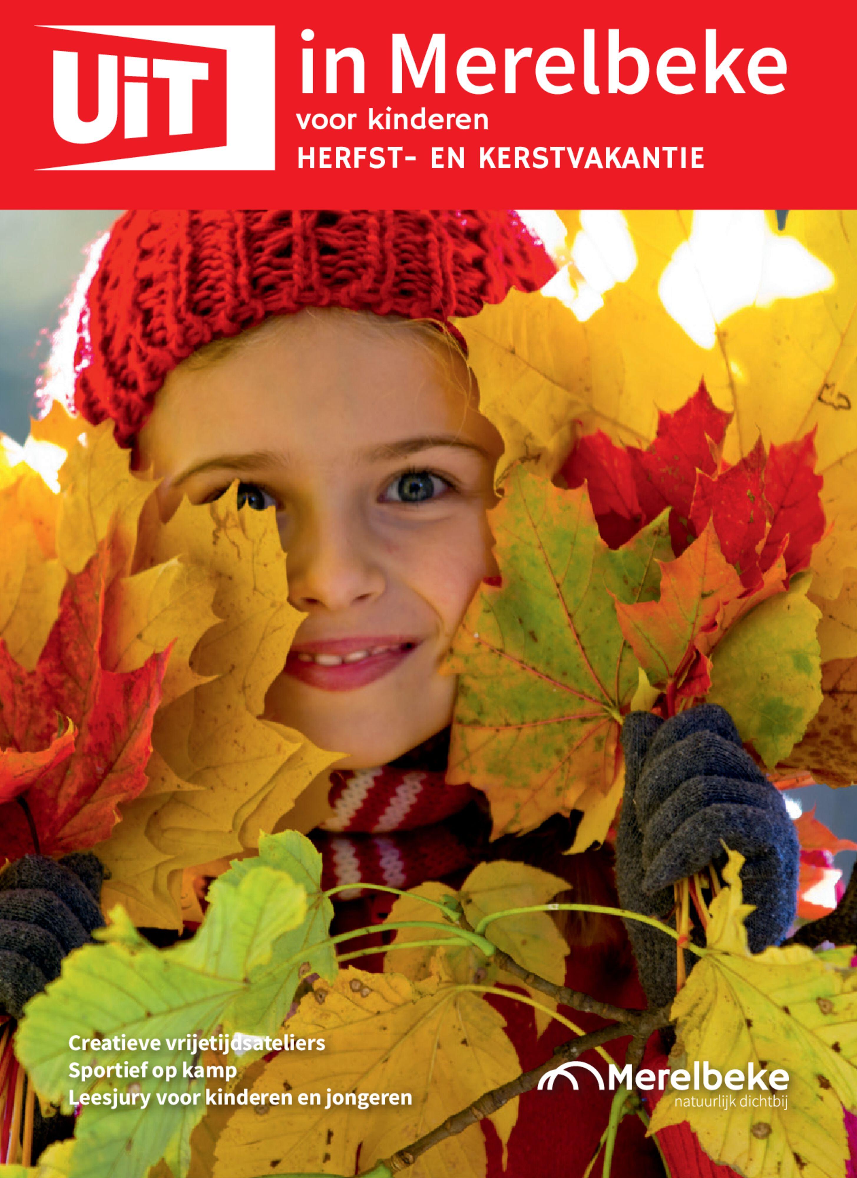 UiT voor kinderen herfst- en kerstvakantie 2018