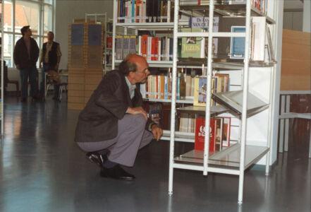 Opening van de bibliotheek