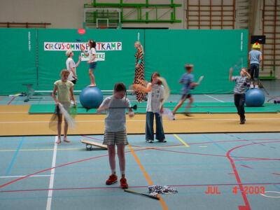 circuskamp 2003