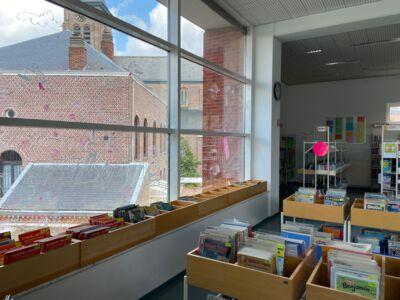 Jeugdafdeling bibliotheek