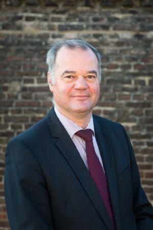 Burgemeester Filip Thienpont