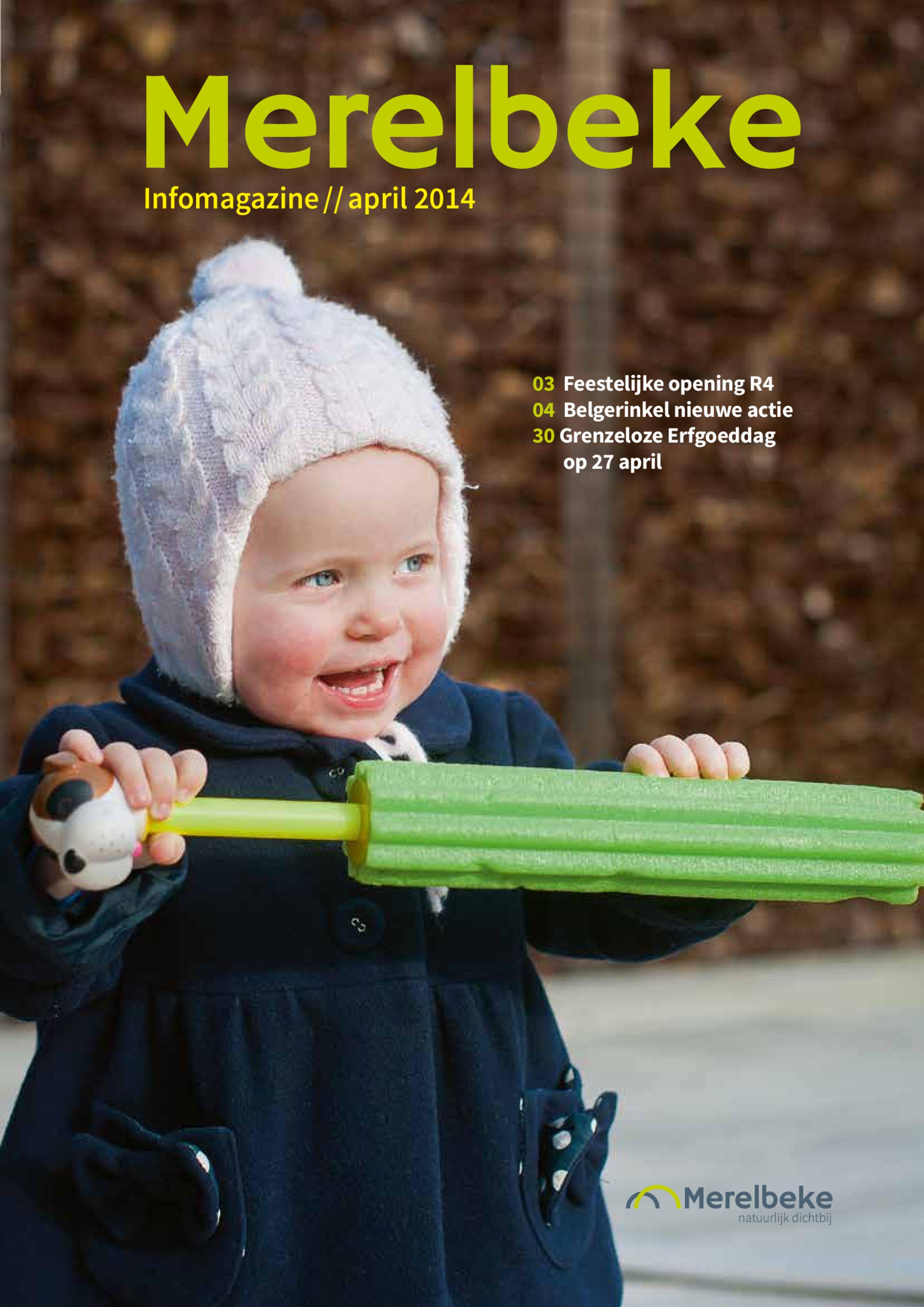 Infomagazine april 2014