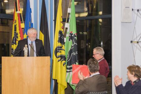 40-jarig jubileum Postiljon Wandelclub Merelbeke