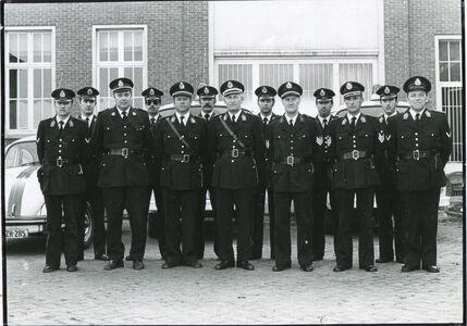 Gemeentelijke politie