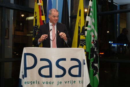 25-jarig jubileum PASAR - Vakantiegenoegens Merelbeke