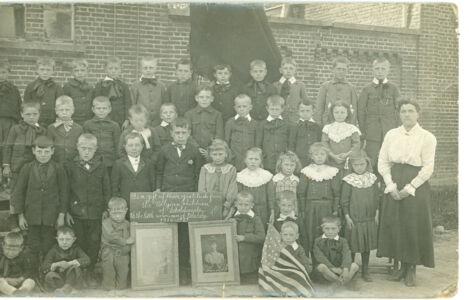 Lagere school Schelderode