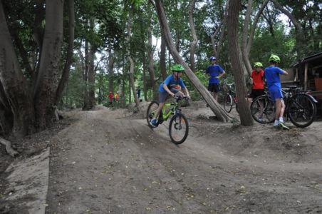 Kamp op wielen