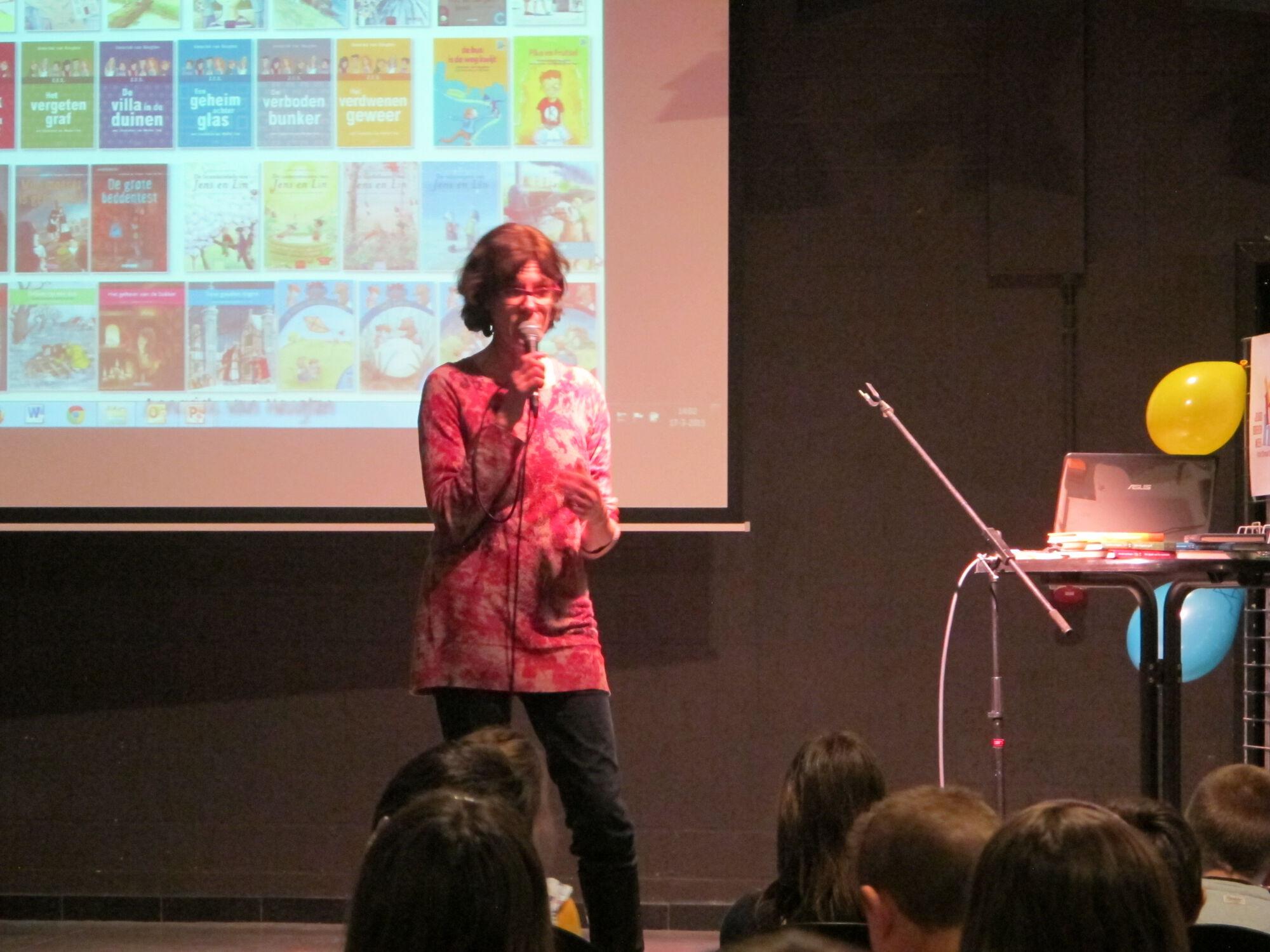 Auteur Anneriek van Heugten