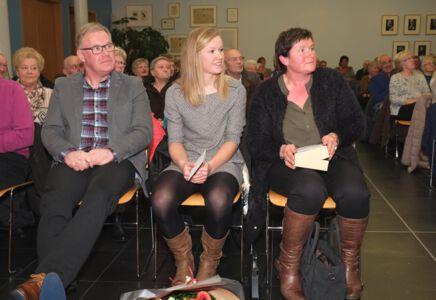 Gemeente Merelbeke huldigt Olympisch kampioene Jolien D'Hoore