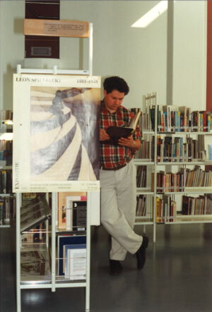 Opening bibliotheek