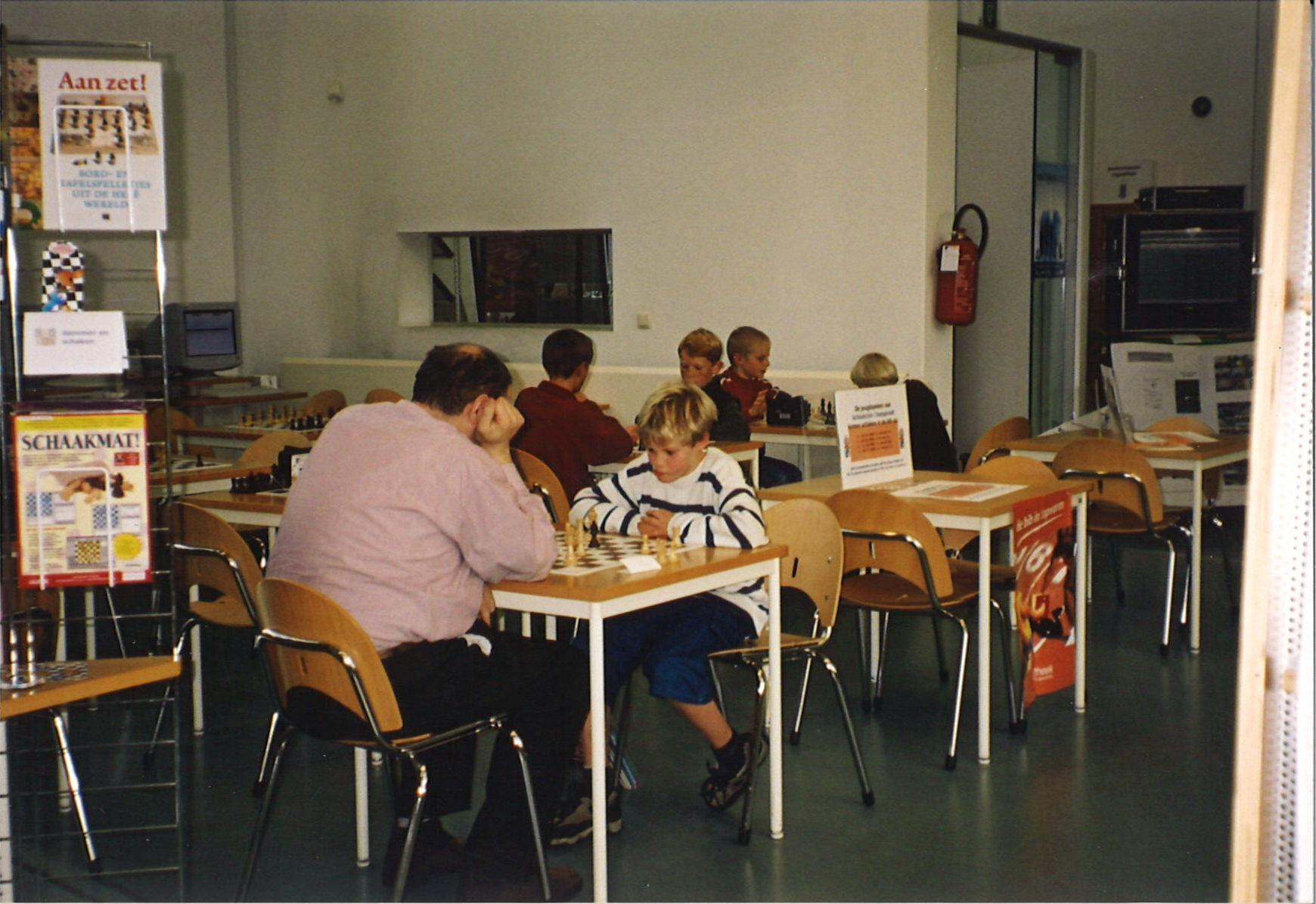 Week van de openbare bibliotheek